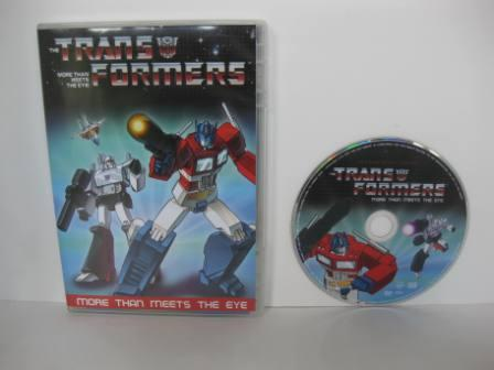 Transformers: More Than Meets the Eye - DVD